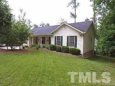 404 Holly Branch Drive, Holly Springs, NC 27540