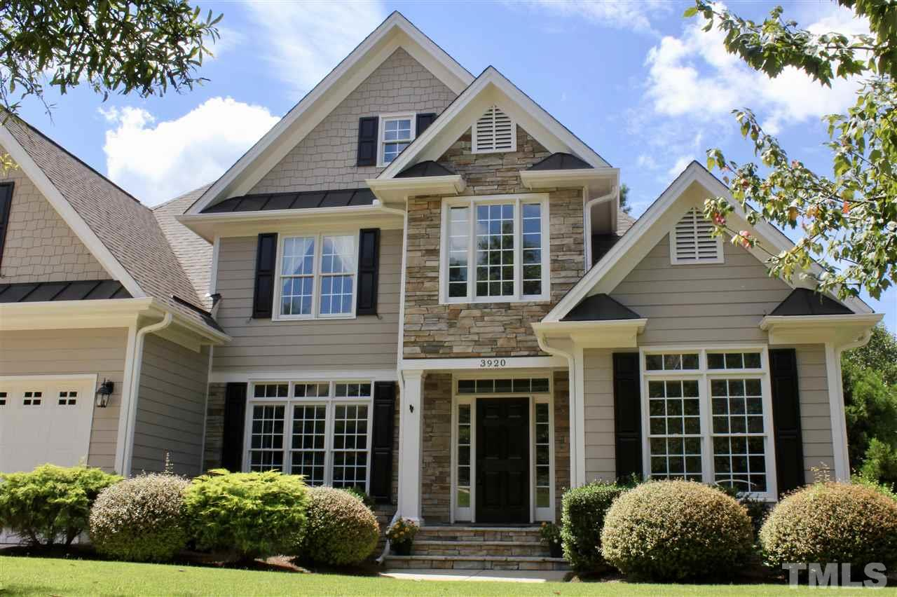 Property for sale at 3920 Forgotten Pond Avenue, Wake Forest,  NC 27587
