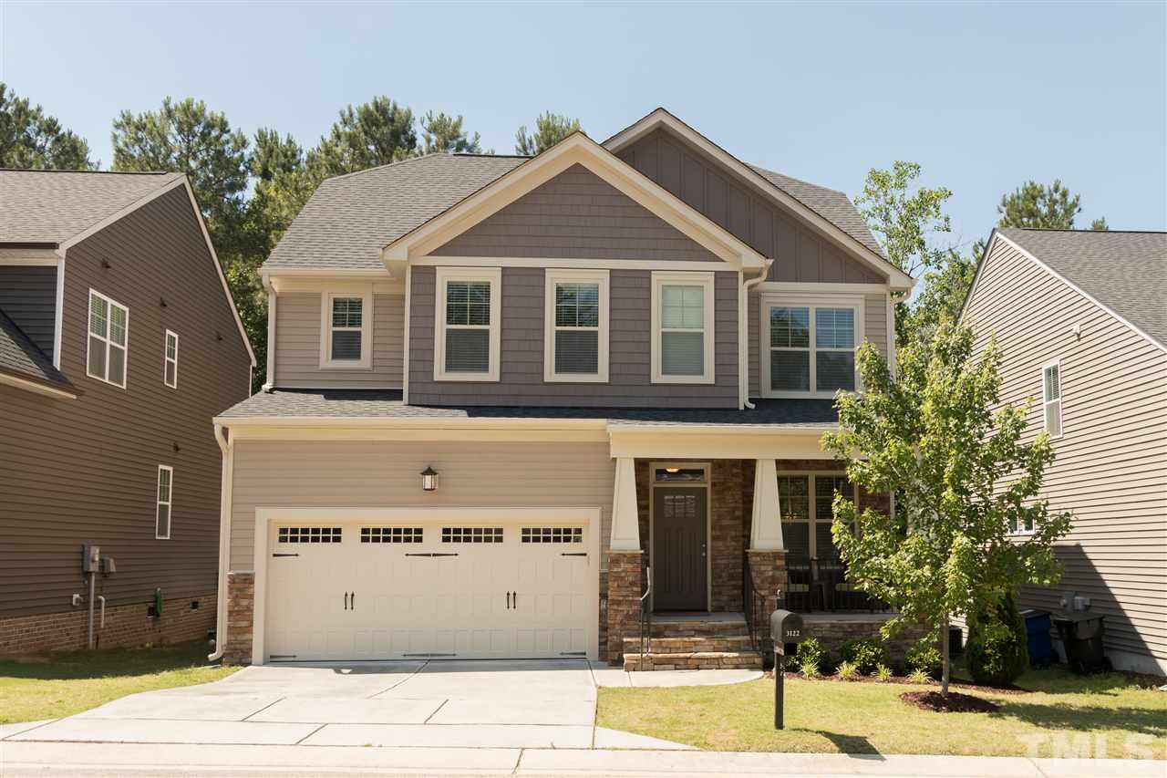 3122 Groveshire Drive, Raleigh, NC 27616