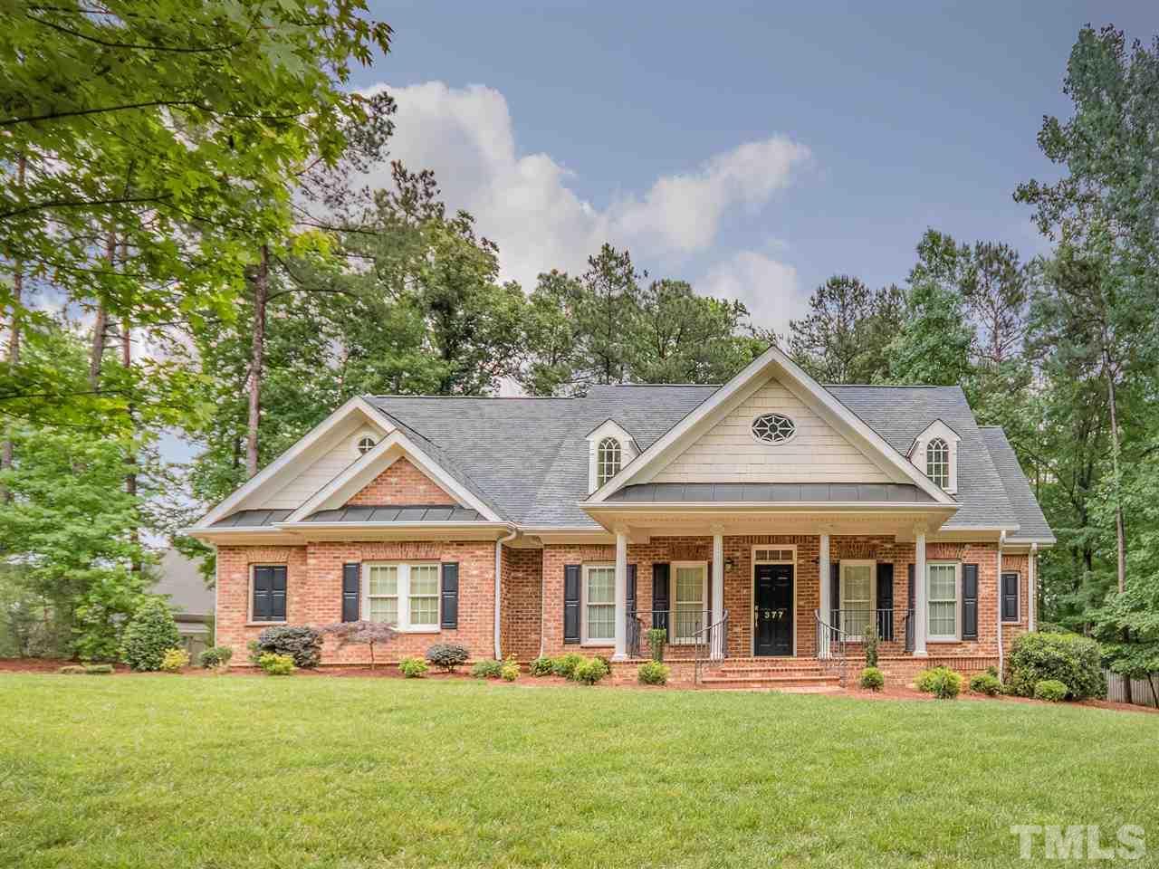 377 Mountain Laurel, Chapel Hill, NC 27517