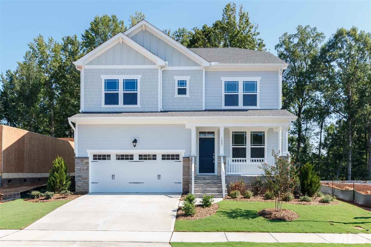 Property for sale at 1005 Poppy Field Lane, Wake Forest,  NC 27587