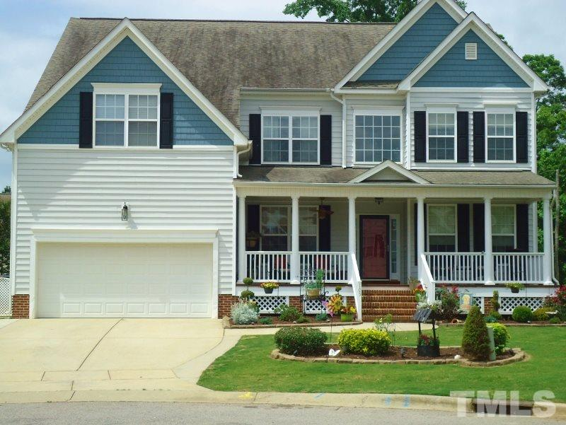105 Bright Shade Court, Holly Springs, NC 27540