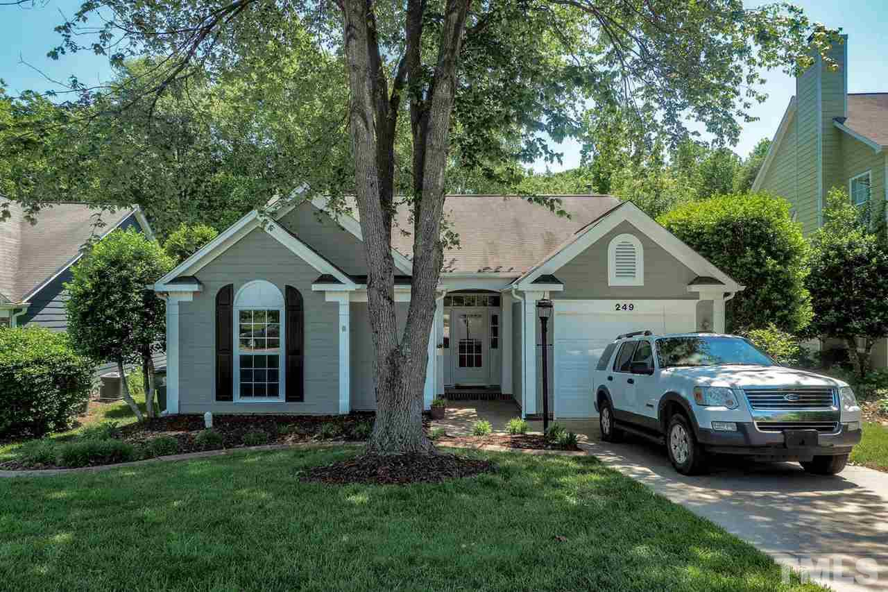 249 Hallwood Court, Holly Springs, NC 27540