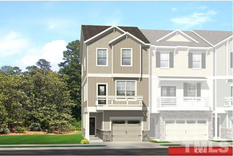 1025 Diamond Dove Lane Lot 117, Apex, NC 27502