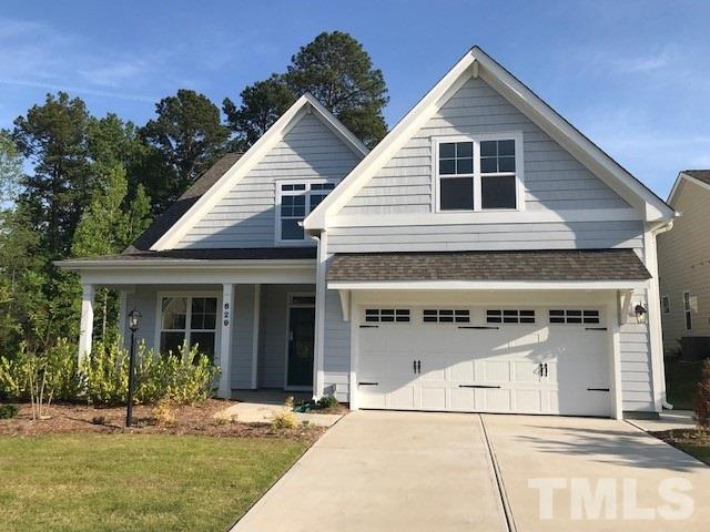 Property for sale at 629 Meadowgrass Lane Unit 437, Wake Forest,  NC 27587