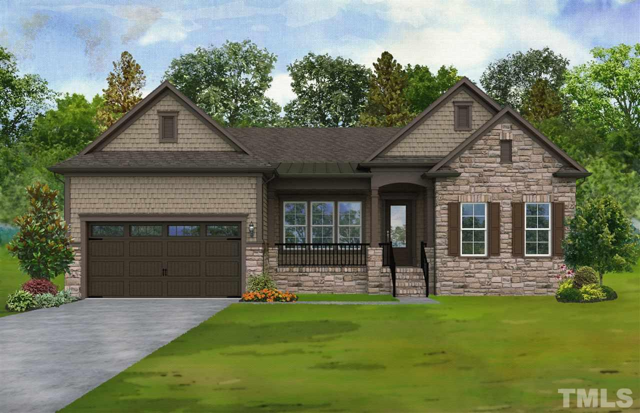 160 Damsire Way MF Lot #40, Cary, NC 27513