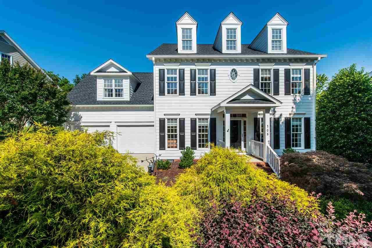 108 Darby Gale Drive, Cary, NC 27518