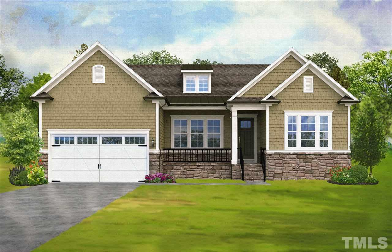 152 Crinian Drive MF Lot #42, Cary, NC 27513