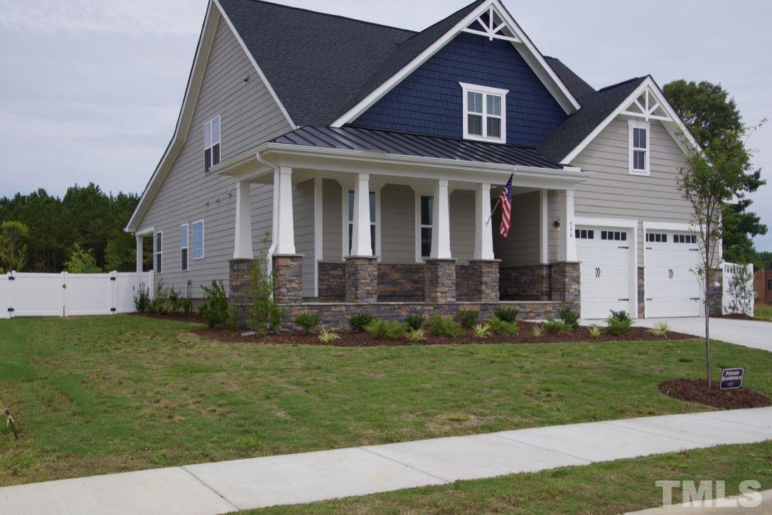 506 Sunland Drive, Knightdale, NC 27545