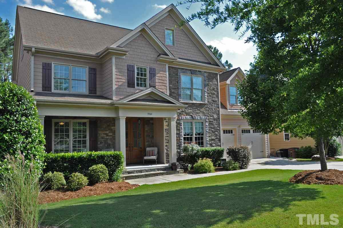 Property for sale at 3960 Forgotten Pond Avenue, Wake Forest,  NC 27587