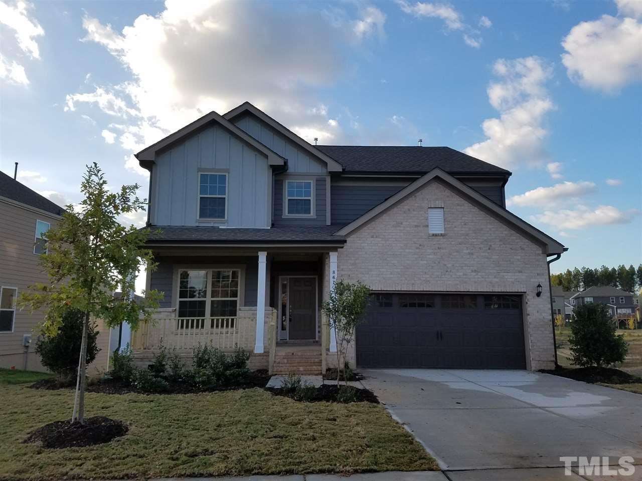 861 Cozy Oak Avenue OSFS Lot 89, Cary, NC 27519