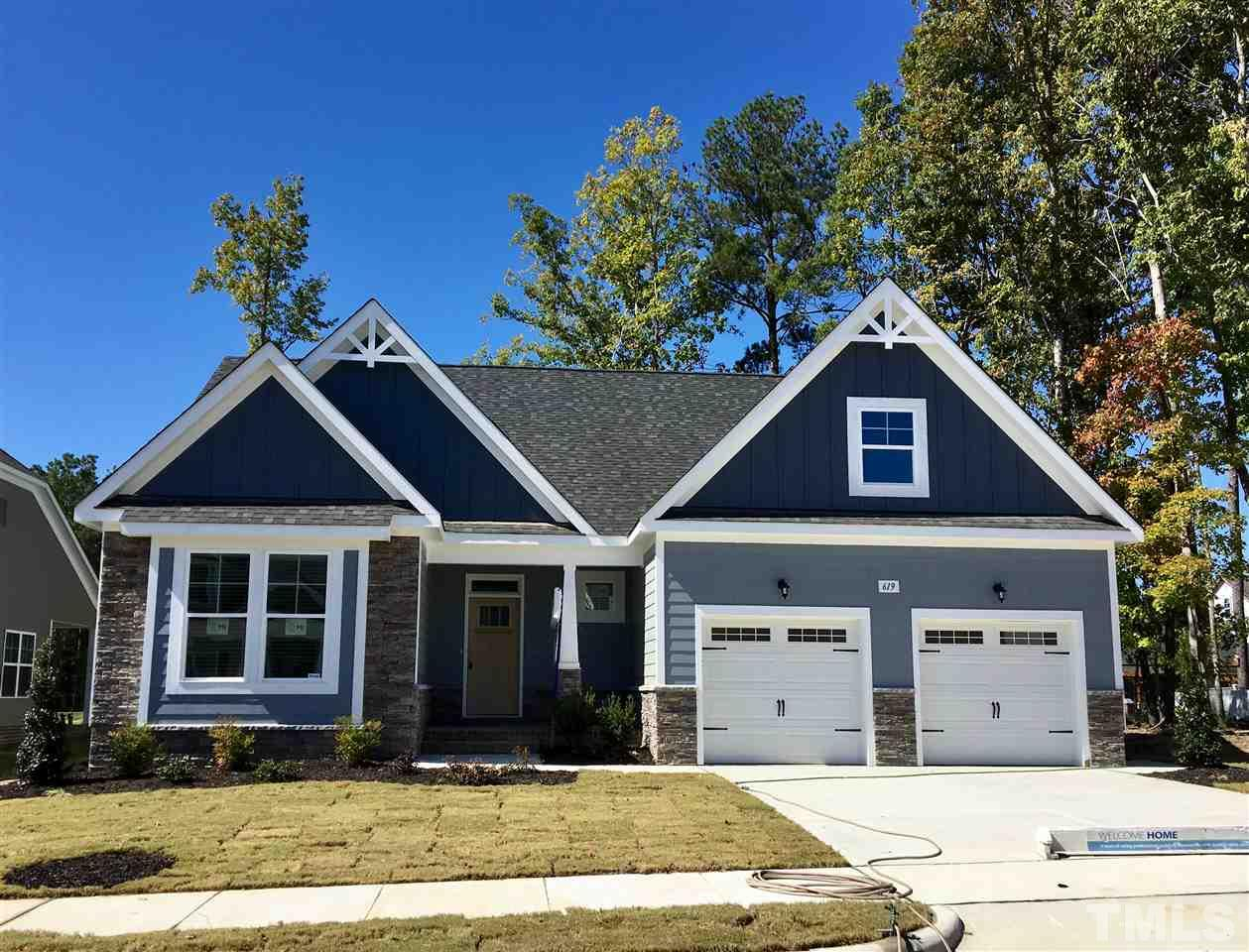 619 Noon Flyer Way Lot 121, Knightdale, NC 27545