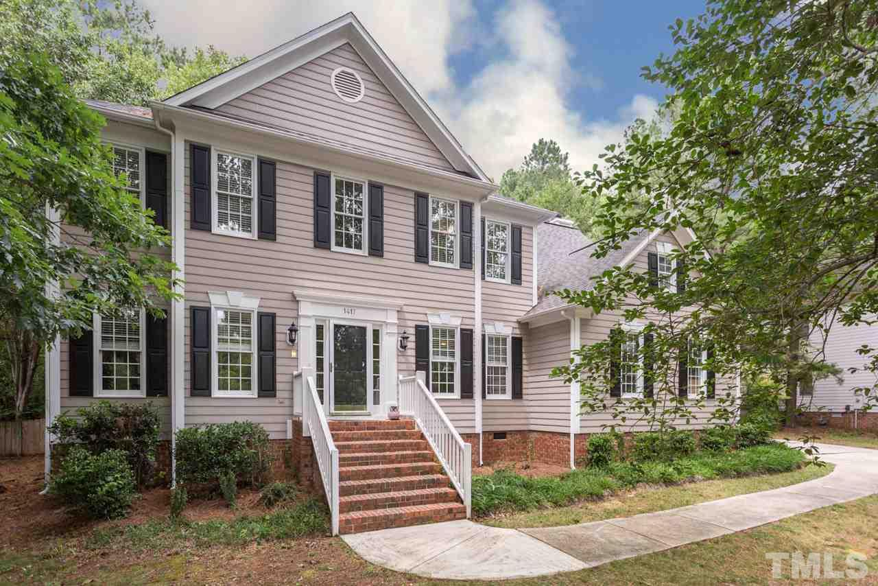 Property for sale at 1417 Whittington Drive, Raleigh,  NC 27614