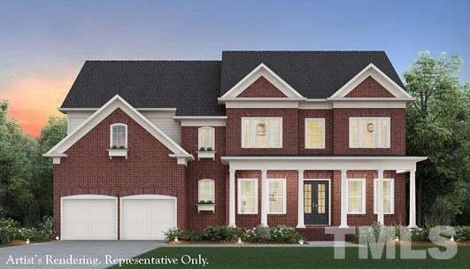 213 Preatonwood Drive WCKP lot 1177, Holly Springs, NC 27540
