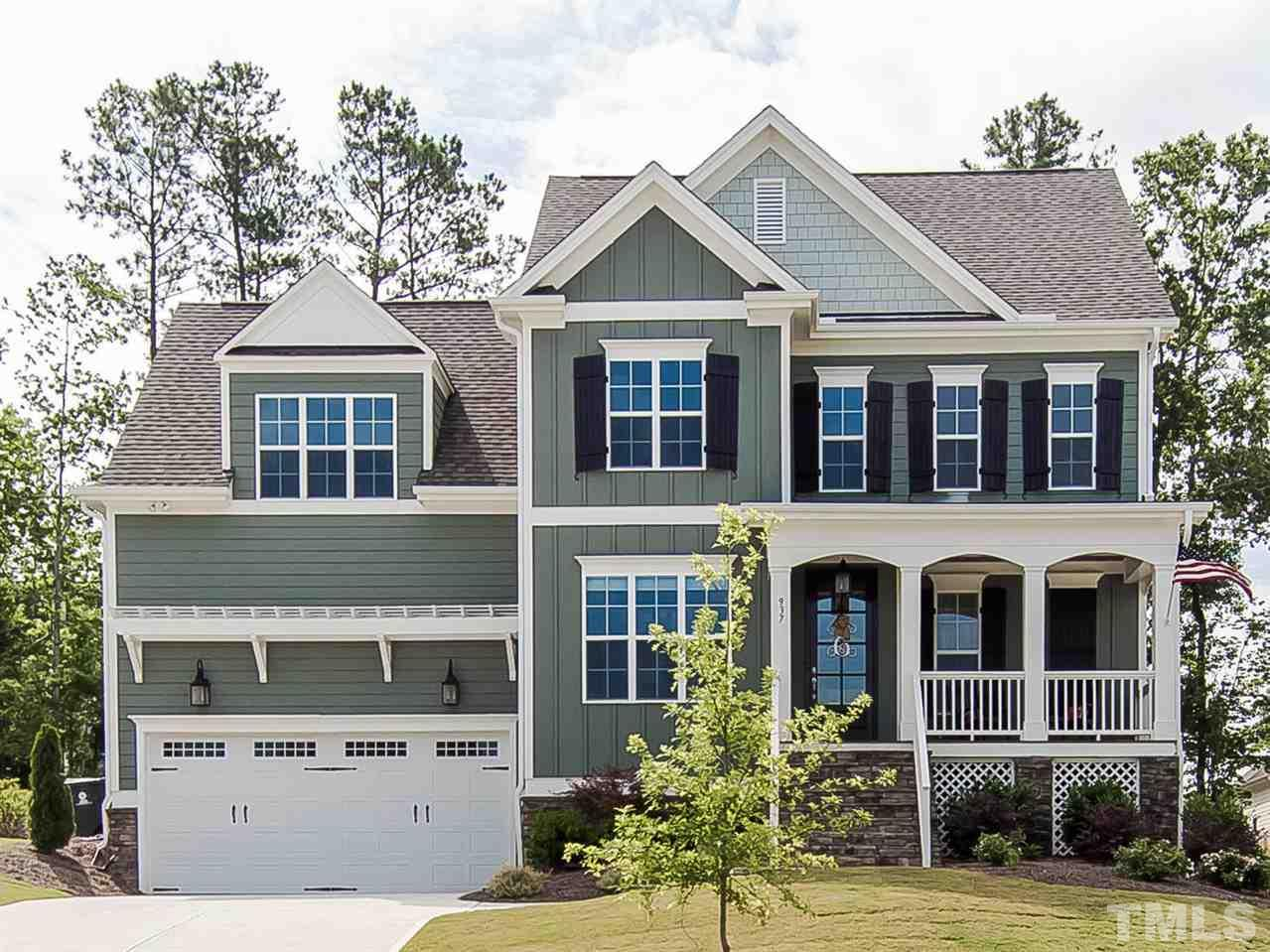 937 Hollymont Drive, Holly Springs, NC 27540