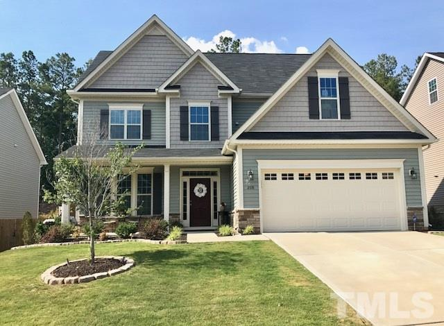 208 Vinewood Place, Holly Springs, NC 27540