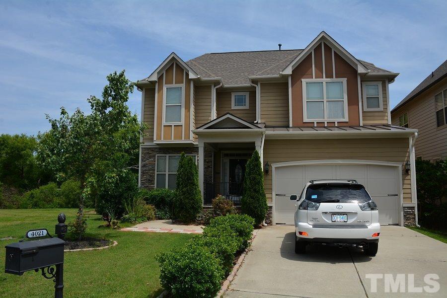4021 Franks Creek Drive, Cary, NC 27518