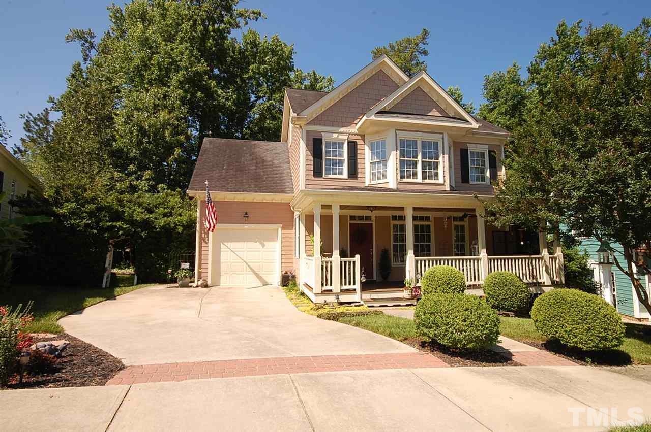 1756 Town Home Drive, Apex, NC 27502