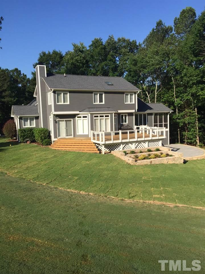 201 Donegal Drive, Chapel Hill, NC 27217