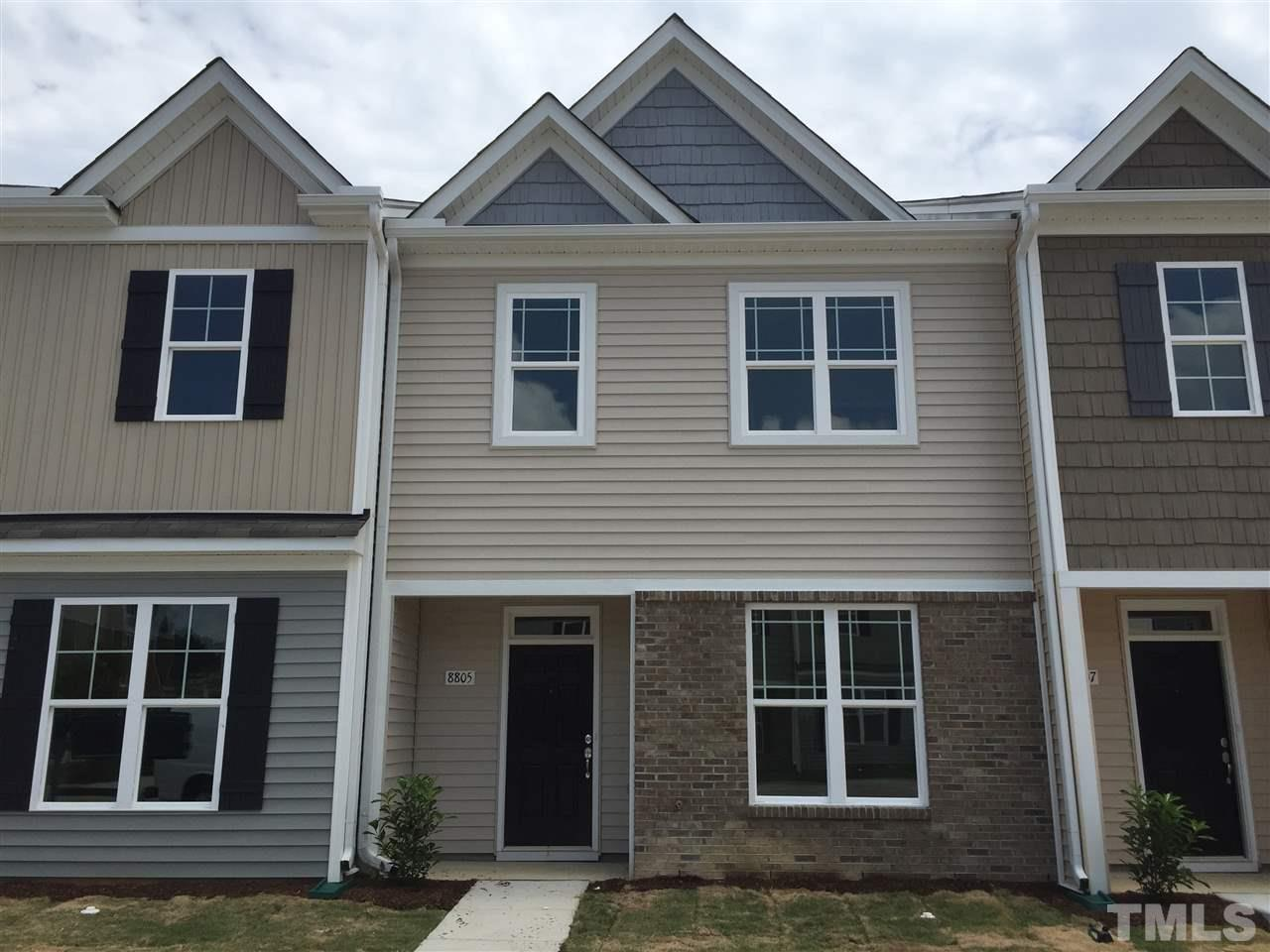 8805 Commons Townes Drive 78, Raleigh, NC 27616