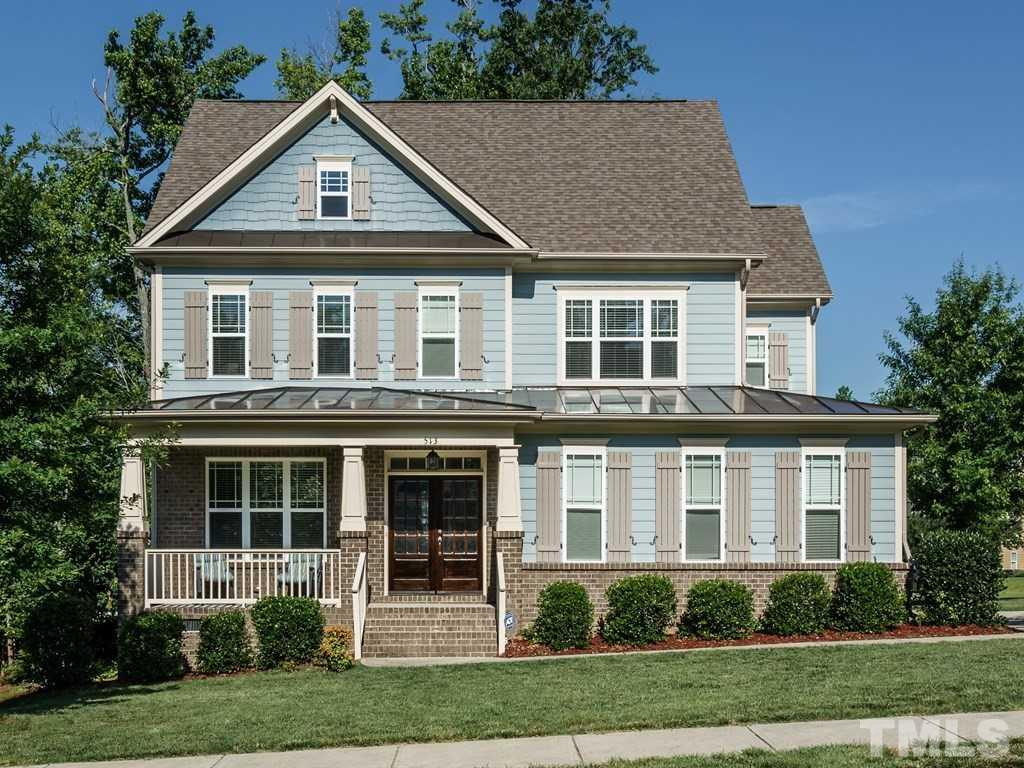513 Hollymont Drive, Holly Springs, NC 27540