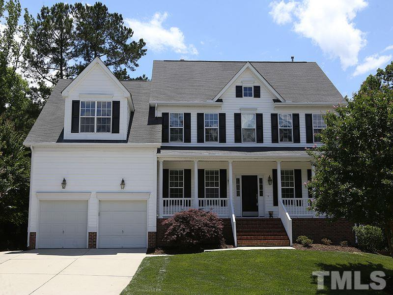 1417 Fairfax Woods Drive, Apex, NC 27502