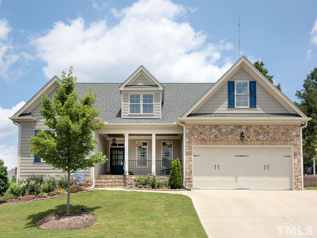 Property for sale at 1044 Shasta Daisy Drive, Wake Forest,  NC 27587