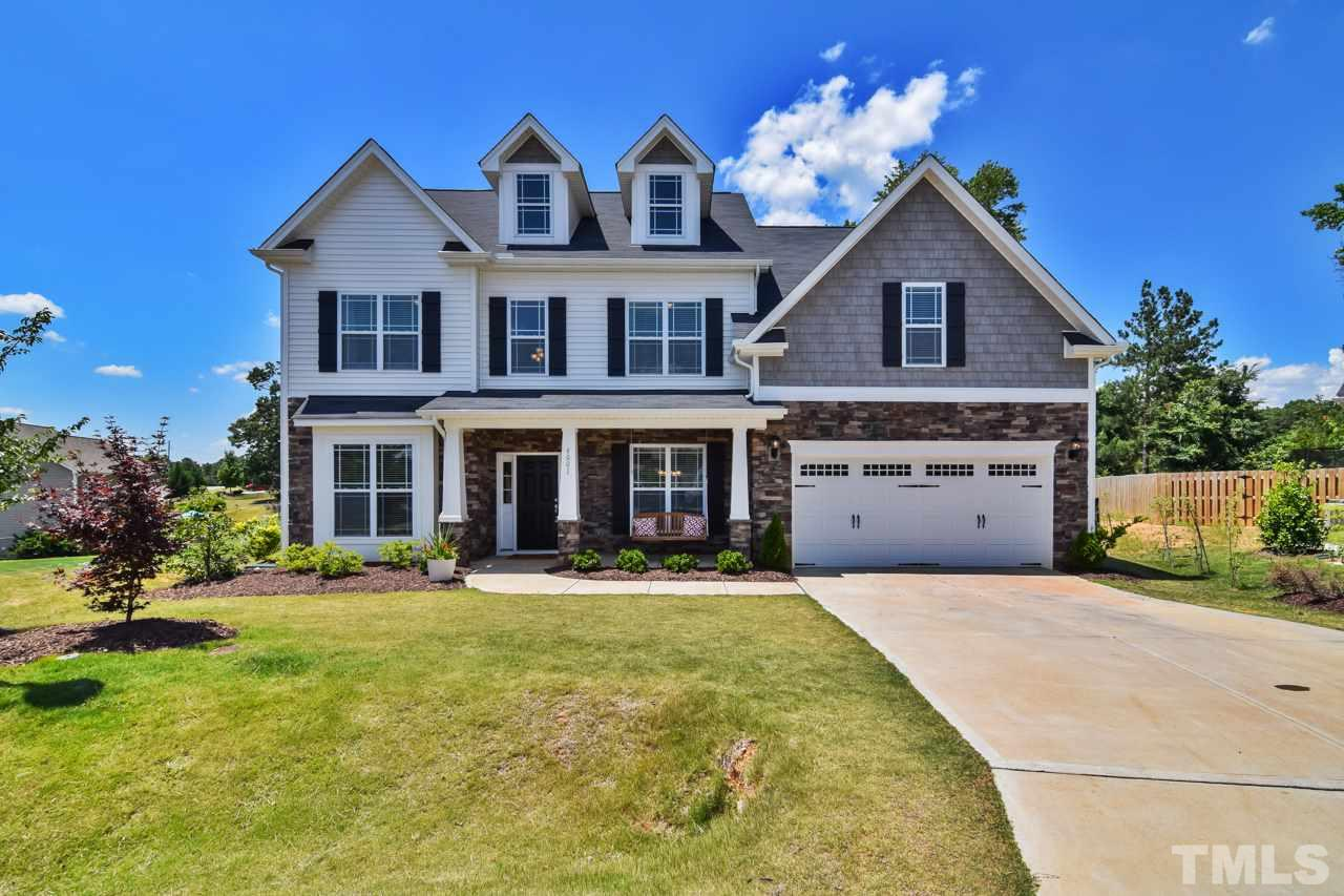 6001 Fauvette Lane, Holly Springs, NC 27540