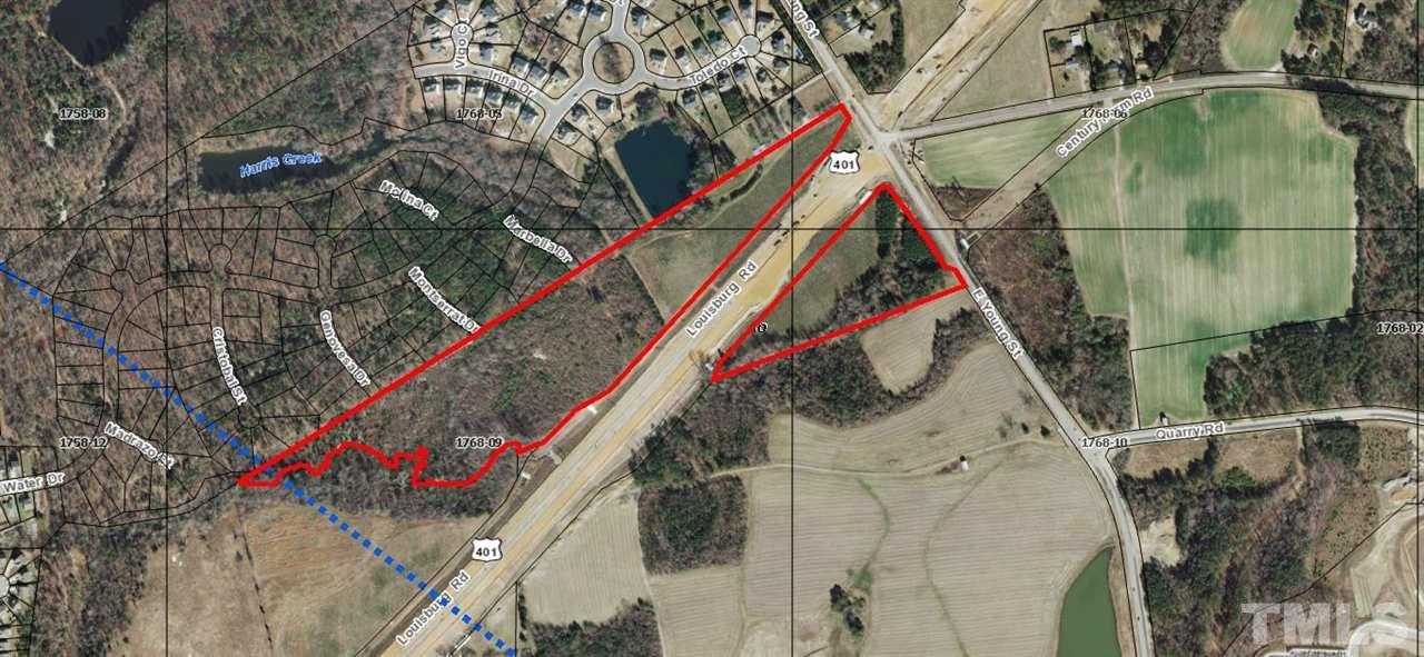Property for sale at 890 E Young Street, Rolesville,  NC 27571