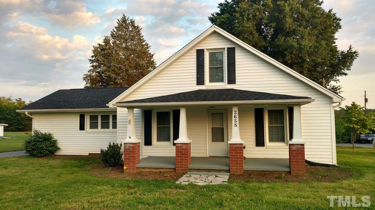 Property for sale at 2658 Guerrant Springs Road, Ruffin,  NC 27326