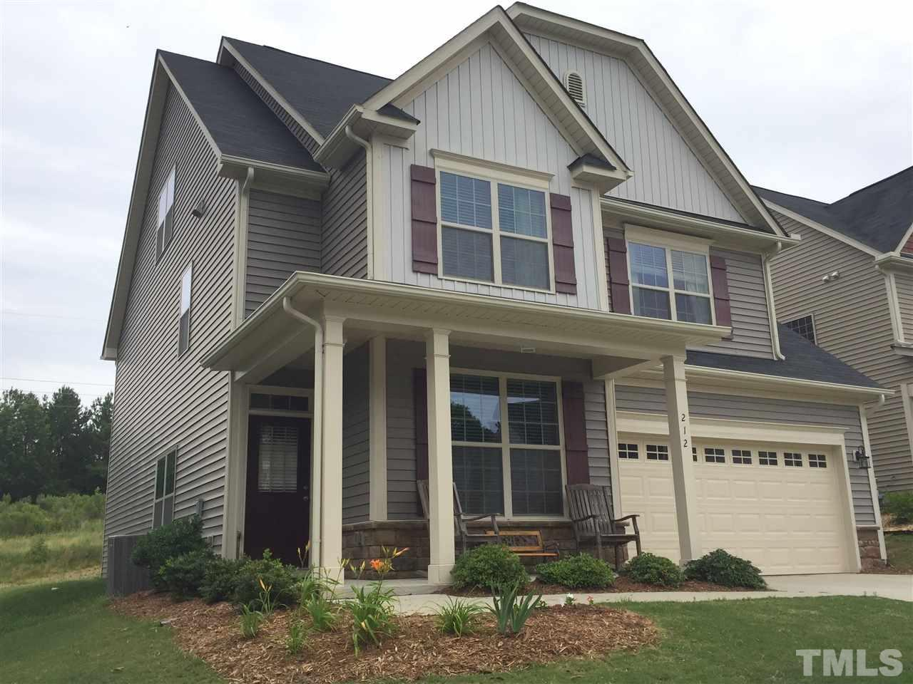 212 Sweet Violet Drive, Holly Springs, NC 27540