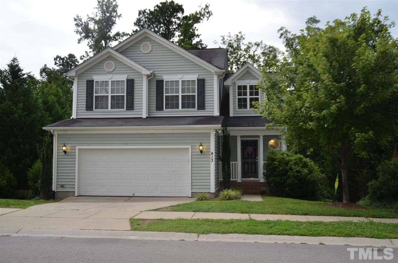 413 Holly Thorn Trace, Holly Springs, NC 27540