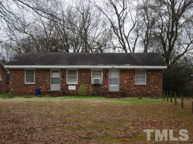 Property for sale at 905 Anthony Street Unit 905-A, 905-B, 907-A, 907-B, Wilson,  NC 27893