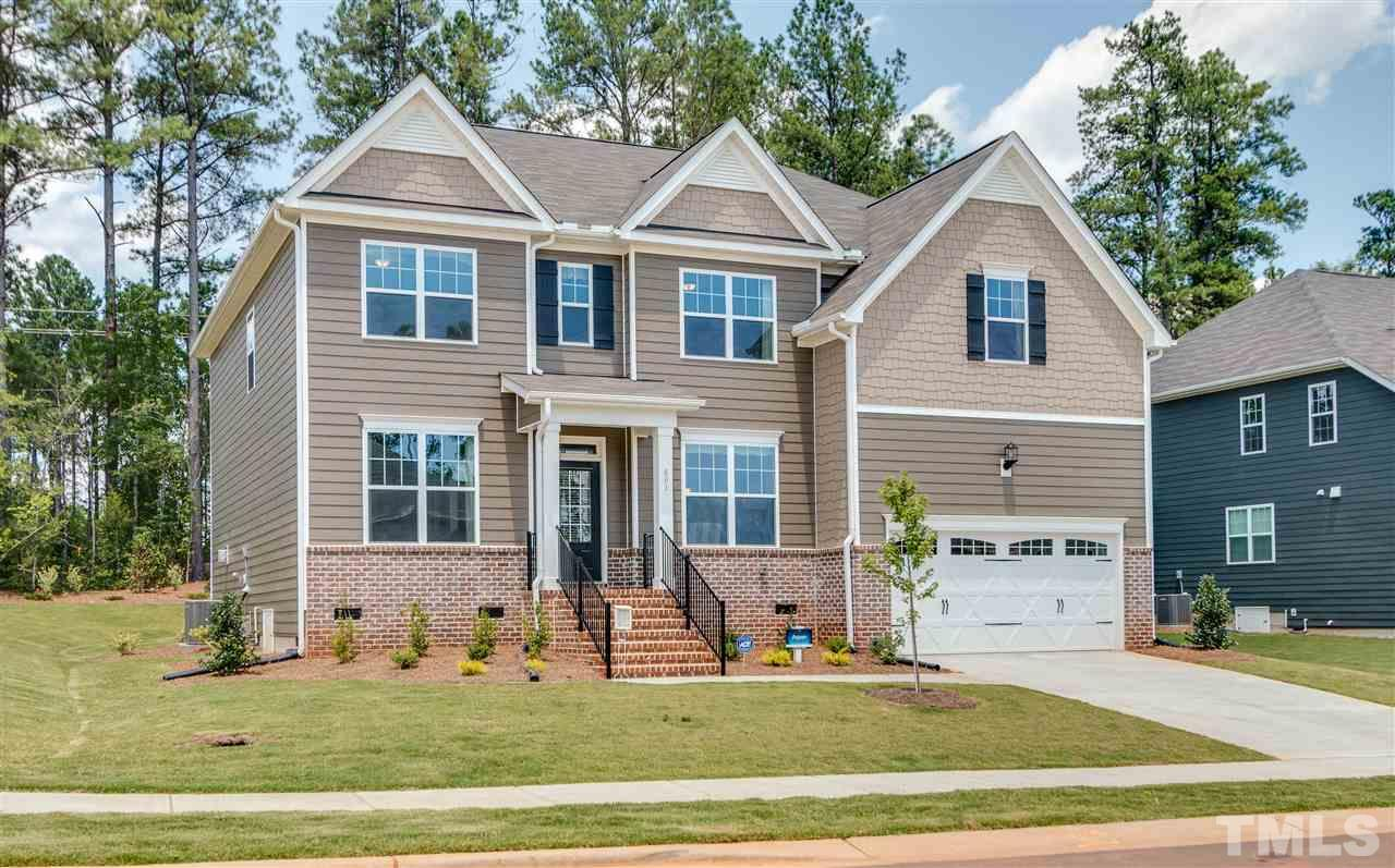 801 Prince Drive, Holly Springs, NC 27540