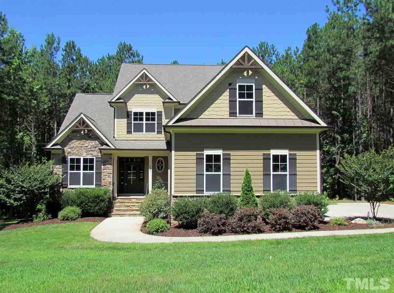 Property for sale at 673 Willard Drive, Creedmoor,  NC 27522