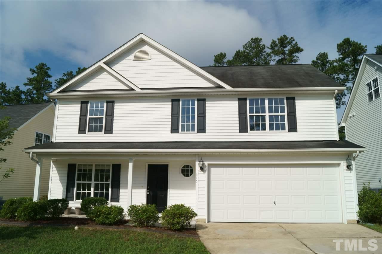 216 Braxman Lane, Holly Springs, NC 27540