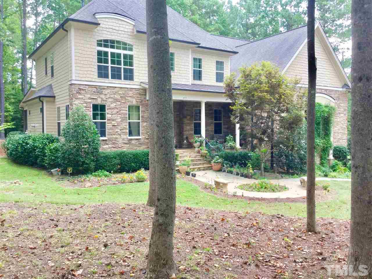 177 Chapel Ridge Drive, Pittsboro, NC 27312