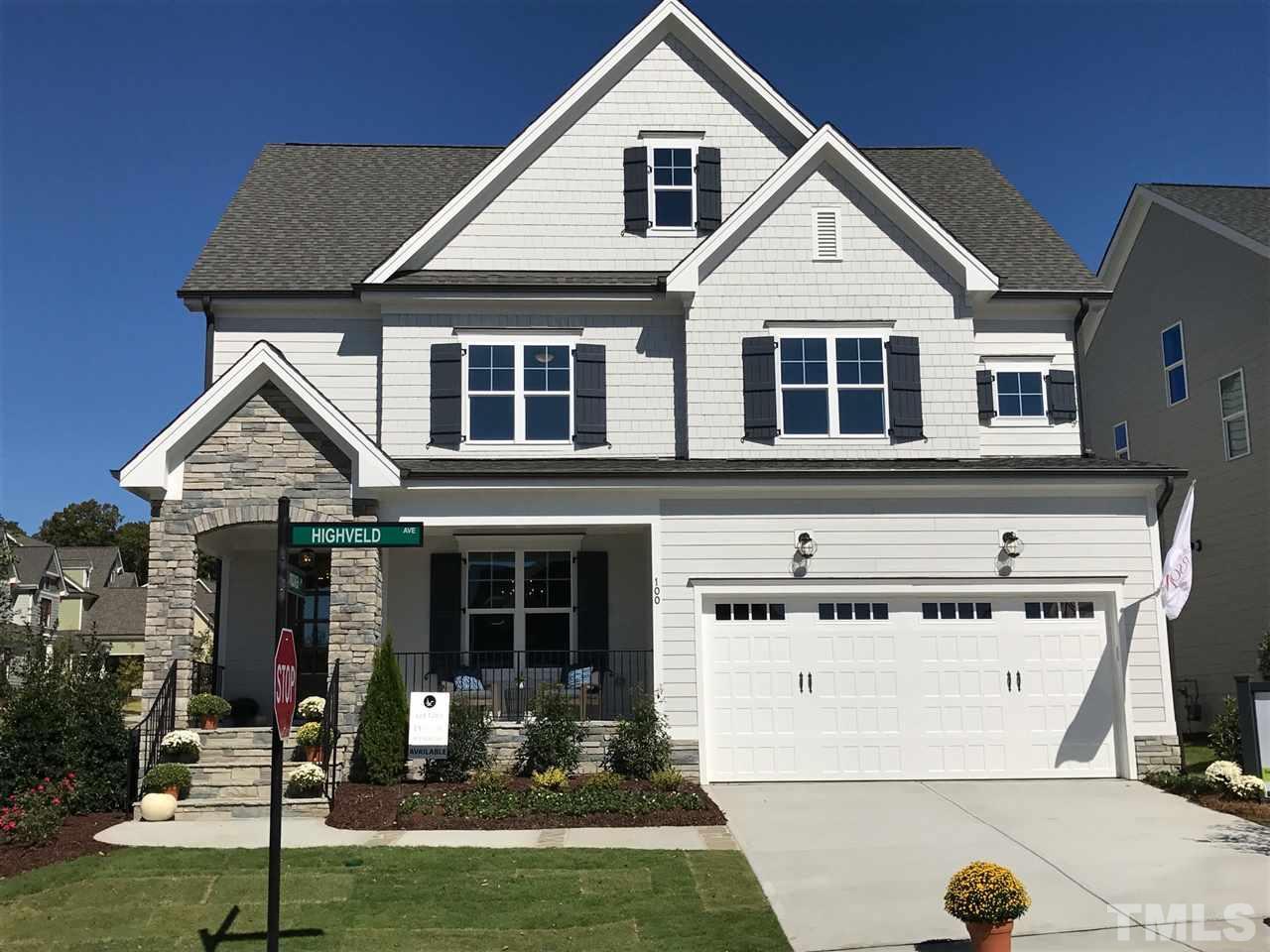 100 Highveld Avenue Lt1289, Chapel Hill, NC 27516