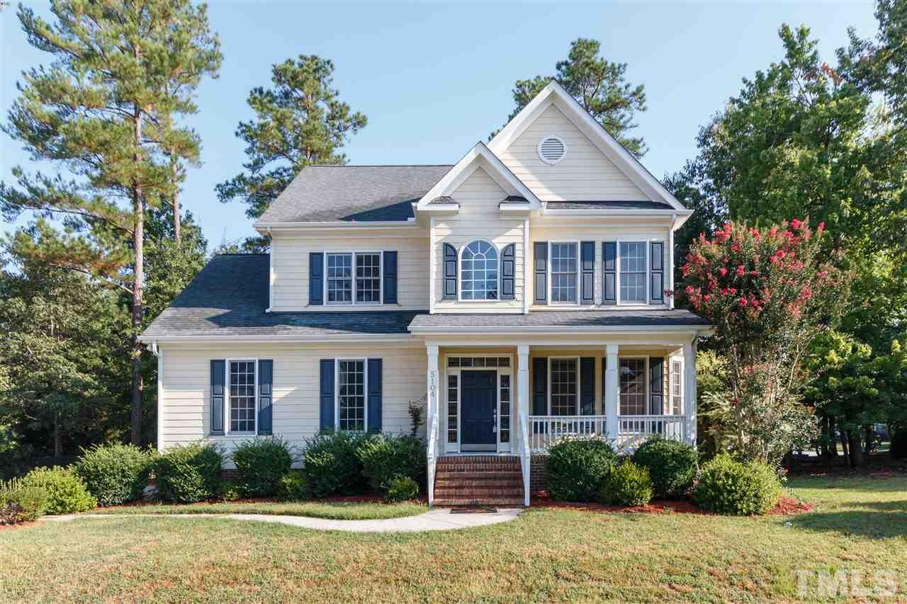 5104 Dove Forest Lane, Apex, NC 27539