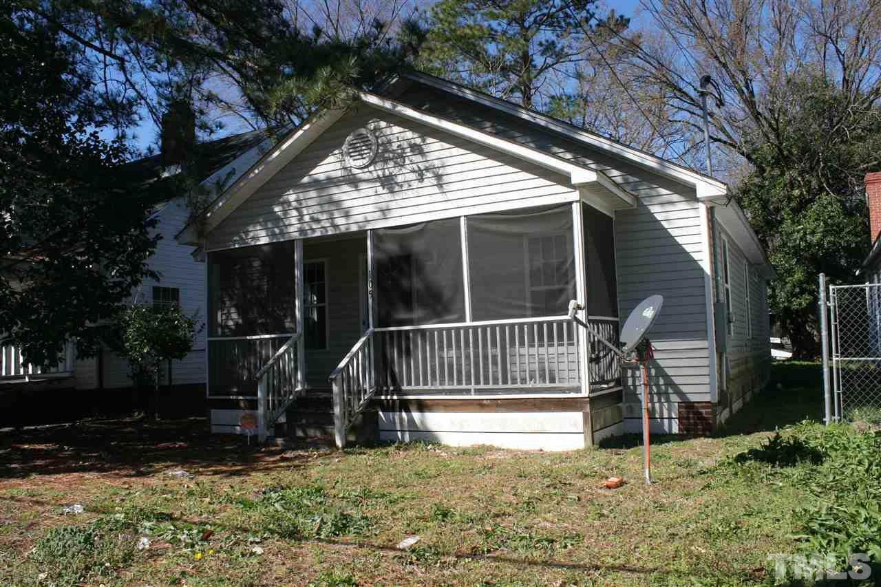 Property for sale at 105 N Vick Street, Wilson,  NC 27894