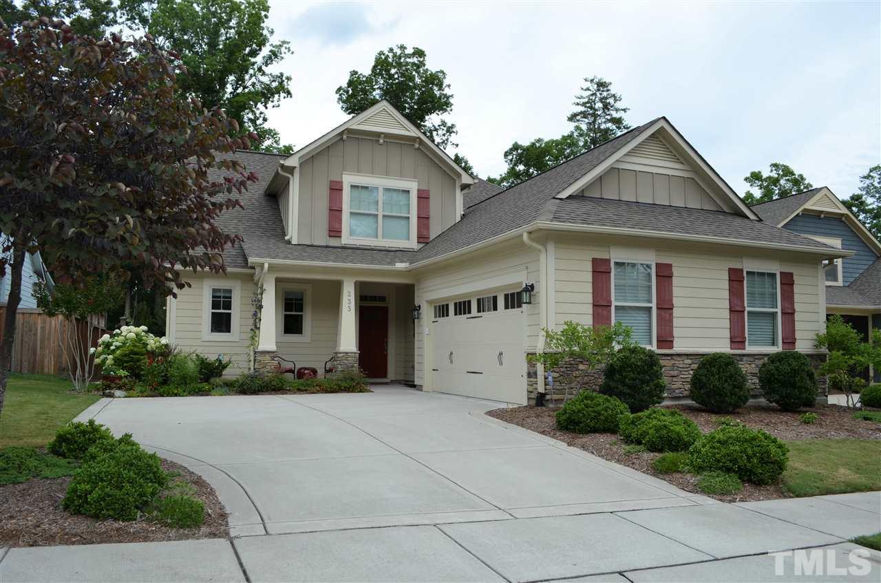 233 Serenity Hill Circle, Chapel Hill, NC