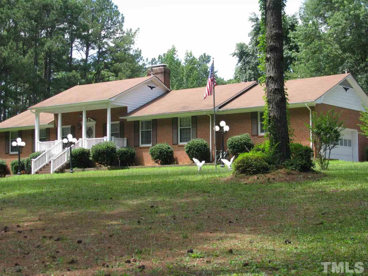 Property for sale at 340 Ridgeway Warrenton Road, Warrenton,  NC 27589