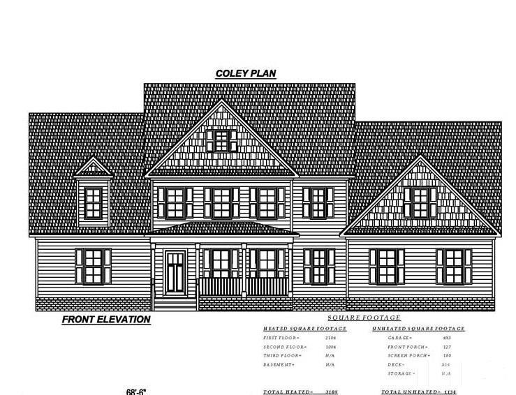 316 Holsten Bank Way, Cary, NC 27519