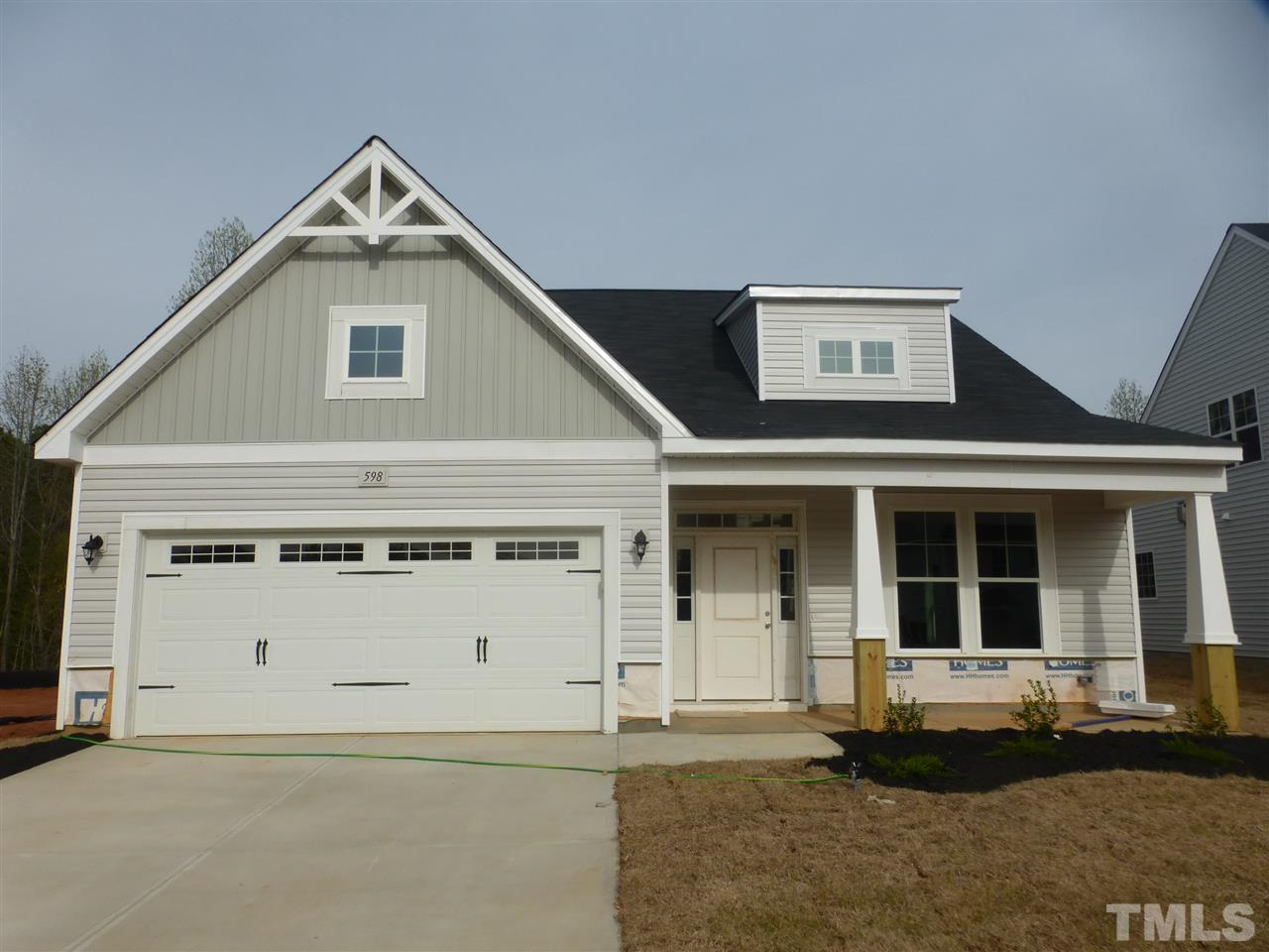 Lot 187 SummerWind Plantation Drive, Garner, NC 27529