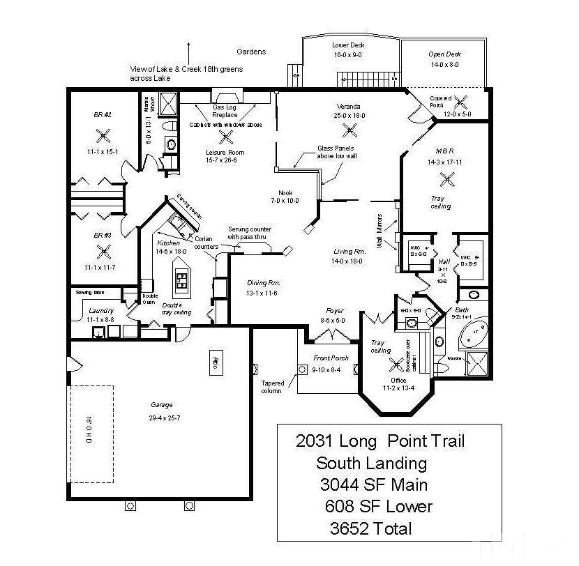 2031 Long Point Trail Sanford - 20