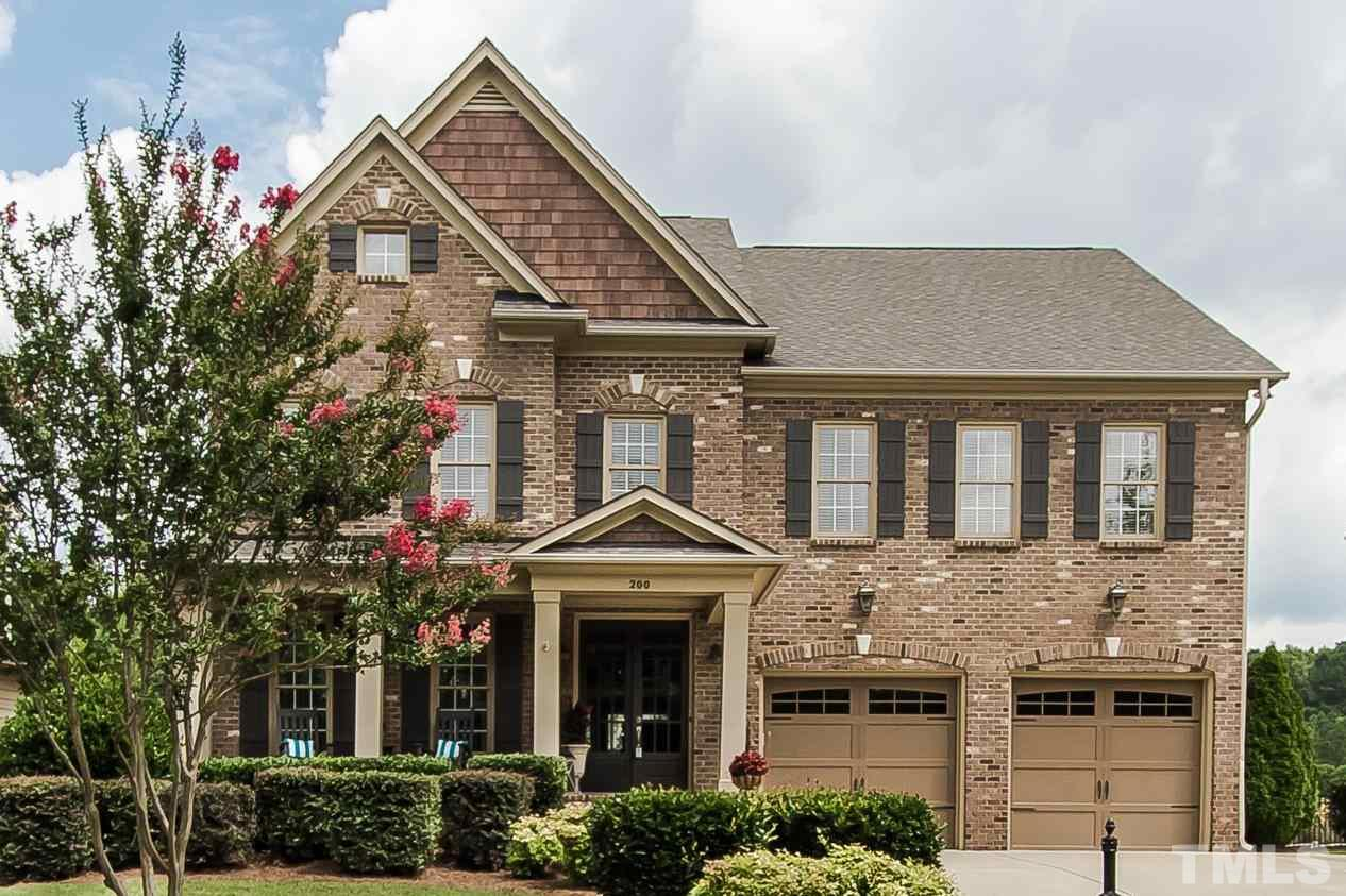 200 Olive Field Drive, Holly Springs, NC 27540