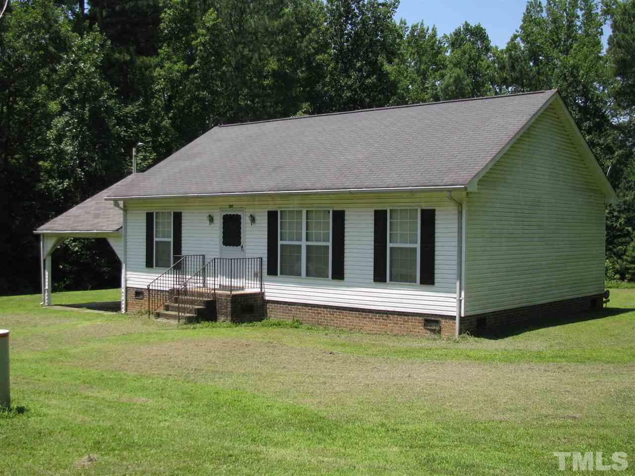 Property for sale at 527 US 158 Highway, Warrenton,  NC 27589