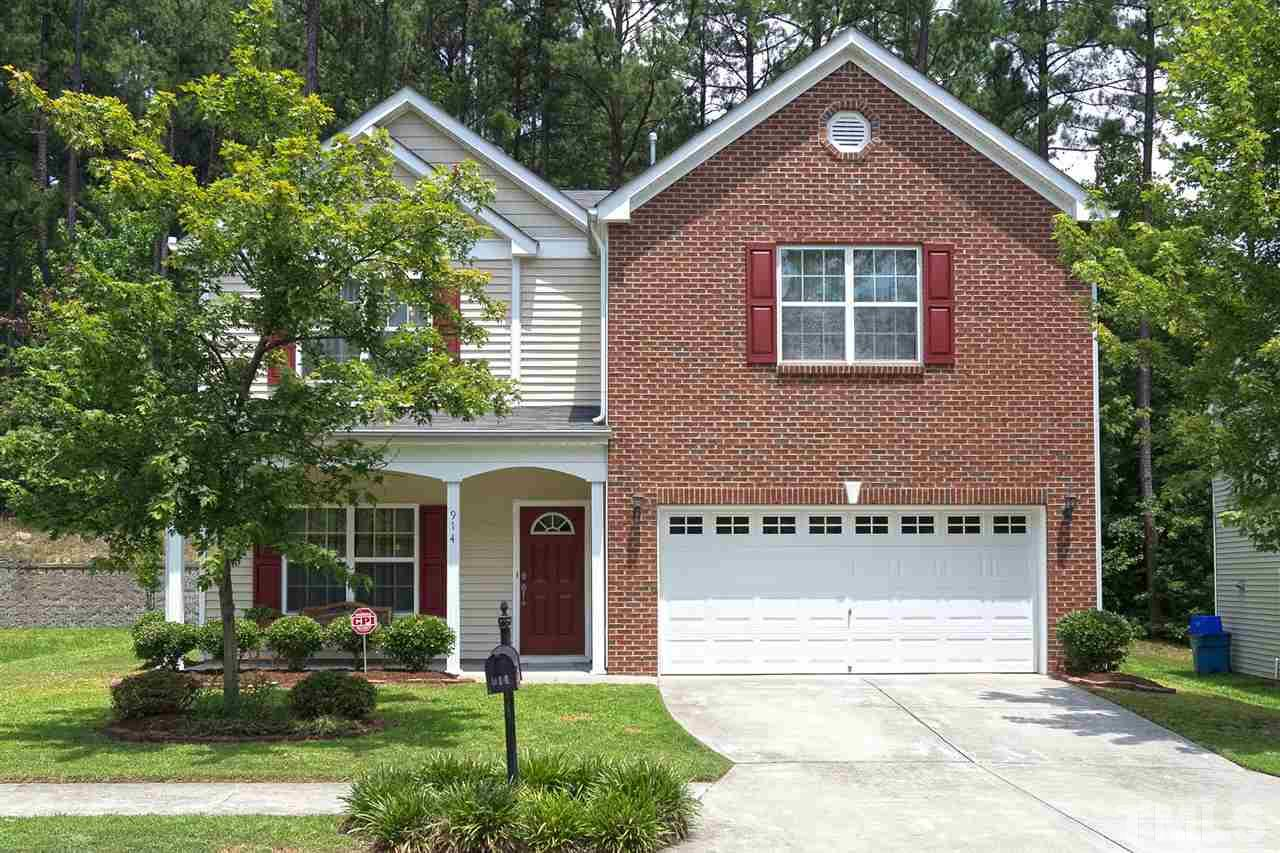 914 Spring Meadow Drive, Durham, NC 27713