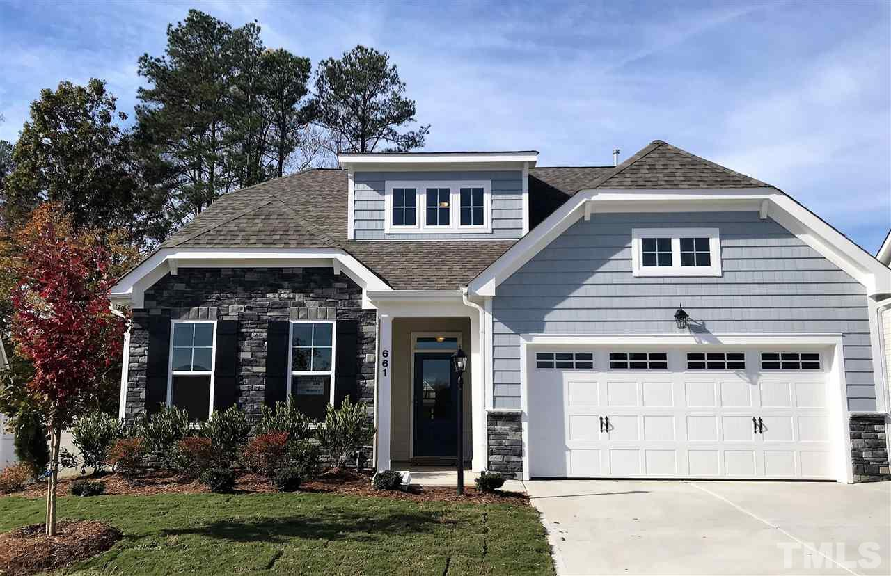 Property for sale at 661 Meadowgrass Lane Unit 445, Wake Forest,  NC 27587