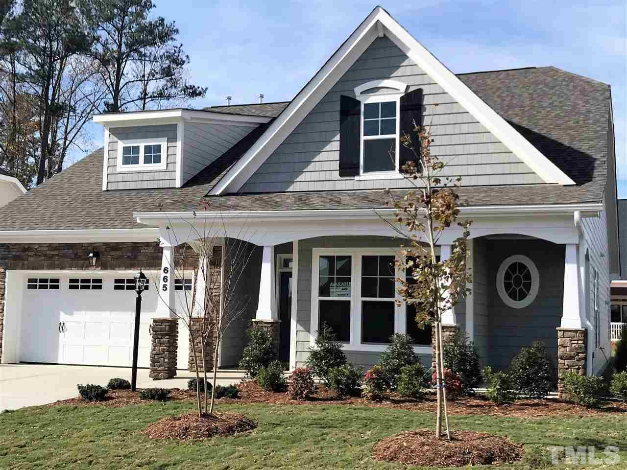 Property for sale at 665 Meadowgrass Lane Unit 446, Wake Forest,  NC 27587